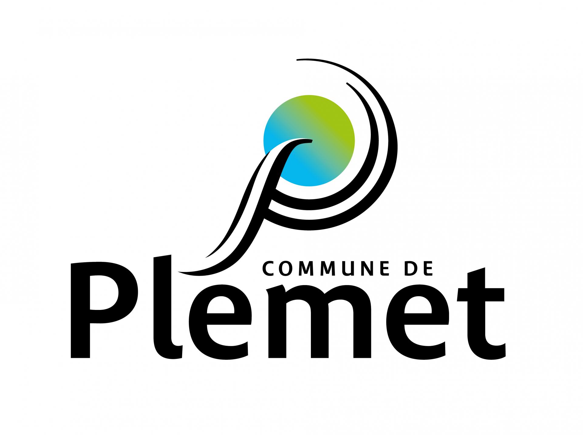 Nouveau logo ville plemet